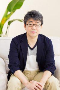 写真・若松英輔氏